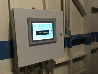 JHF Main Control Panel