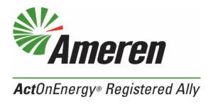 Ameren ActOnEnergy Registered Ally Logo